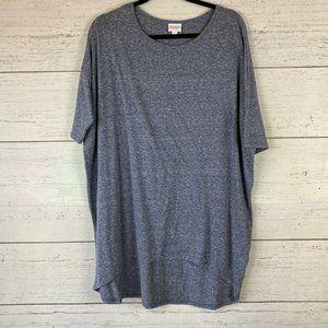 Lularoe Simply Comfortable Large T Shirt Top Hi Lo